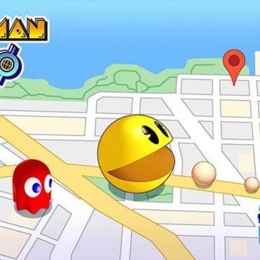 Pac Man Geo Está Disponível Para Pré-Registro