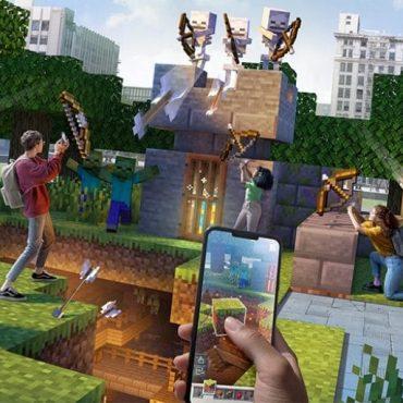 Mojang Encerra Suporte ao Minecraft Earth