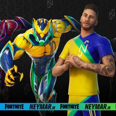 Descubra como pegar o Neymar no Fortnite